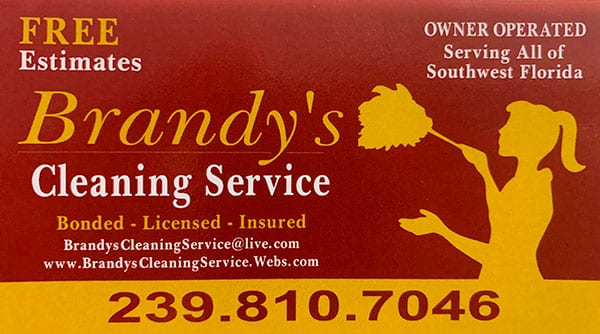 Brandy's Cleaning Service